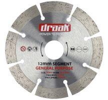 BUY Draak 115mm x 22.23mm General Purpose Cutting Disc