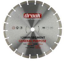 buy Draak 300mm x 20mm General Purpose Cutting Disc