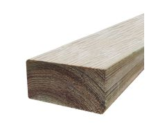 buy 47mm x 100mm Treated Sawn Carcassing Timber 2400mm (4'' x 2'')