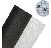 DRAAK Insect Mesh 1.20 Meter Wide Flame & Water Resistant for Flies, Mosquitoes, Moths & Insects (1 meter)